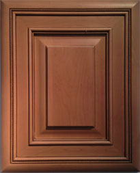 Raised Panel Door 1_Walnut Satin Finish