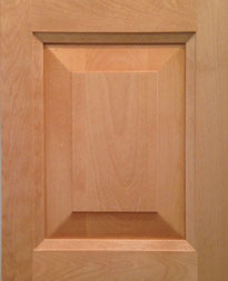 Raised Panel Door 4_Maple Satin Finish