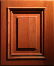 Raised Panel Door 6_Cherry Satin Finish