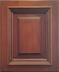 Raised Panel Door 7_Cherry Satin Finish