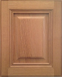 Raised Panel Door 8_Oak Satin Finish